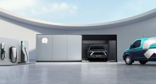 中国电动汽车制造商蔚来汽车计划今年秋天开始在欧洲销售