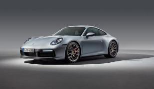 全新的992代保时捷911 Turbo可以超越600马力