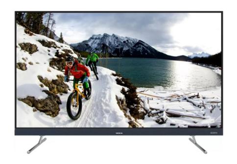 六款新的诺基亚品牌智能电视上市起价为卢比12999