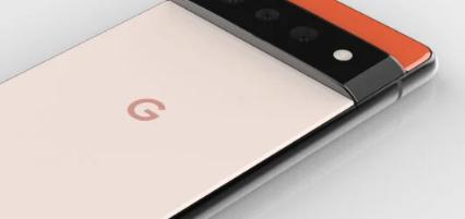 谷歌Pixel6系列智能手机渲染图揭示了其更新的后部设计