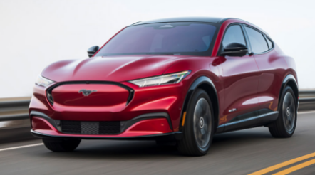 福特加大对电动汽车和自动驾驶汽车的投资计划报告亏损