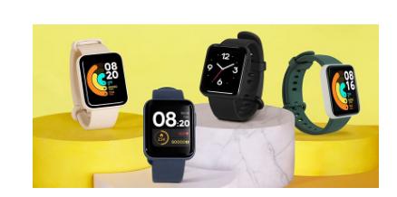 红米手表具有1.4英寸彩色触摸屏GPS和11种运动模式