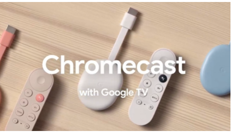 新的谷歌CHROMECAST已更新支持STADIA和其他改进