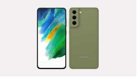 三星GALAXYS21FE智能手机将于10月推出