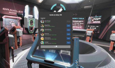 Oculus软件v31可以更轻松地邀请他人与您一起玩