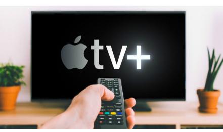 所以你可以在墨西哥免费获得六个月的苹果电视+