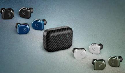 MasterDynamicMW08Sport耳塞带有自己的MC100充电板