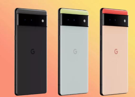Pixel6对谷歌新智能手机感到兴奋的三个理由