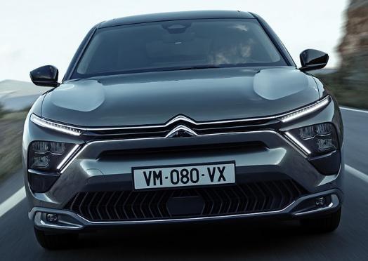 雪铁龙C5X作为汽车制造商的新旗舰亮相