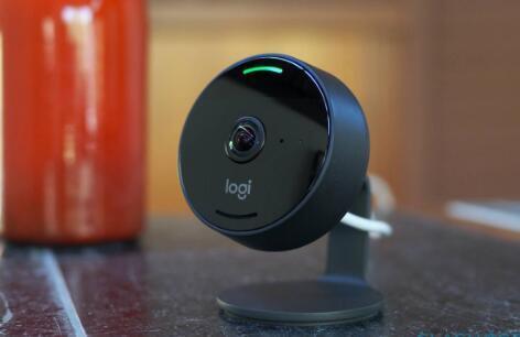 罗技的CircleViewHomeKit安全摄像机可内外工作