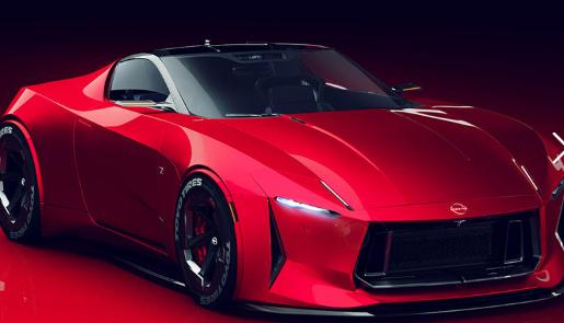 令人叹为观止的概念使新Z车看起来很温顺