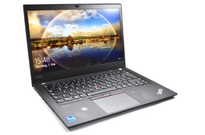 联想ThinkPad T14 Gen 2笔记本电脑评测
