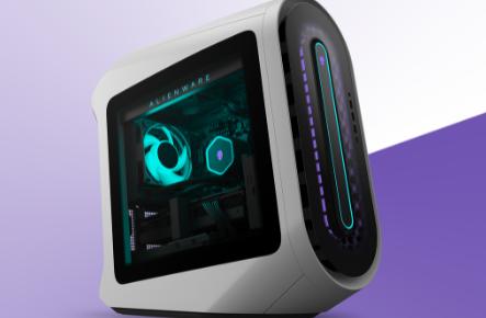 Alienware的新Aurora台式机桌面非常酷