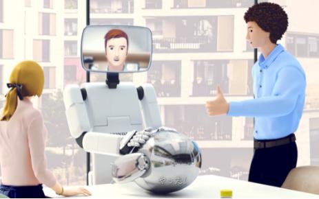 本田炫耀其阿凡达机器人概念很搞笑